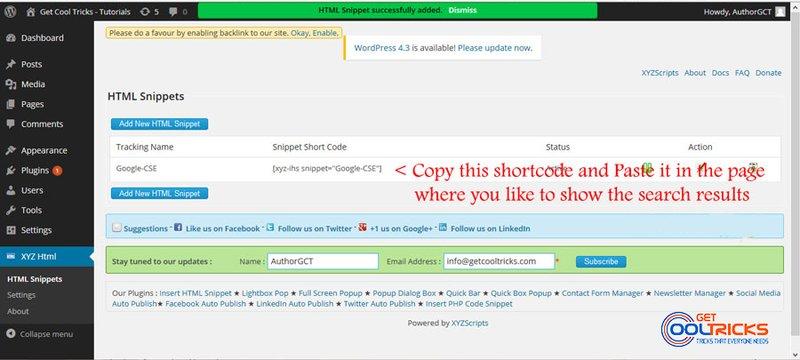 Wordpress-Google-Custom-Search-2