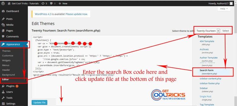 Wordpress-Google-Custom-Search-4